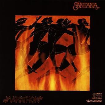 Santana - maraton [DVD] USA importere