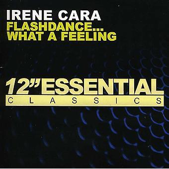 Irene Cara - Flashdancea What a Feeling [CD] USA import