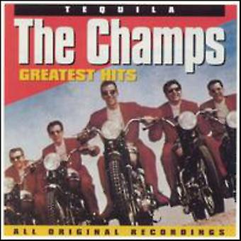 Champs - Greatest Hits-Tequila [CD] USA importerer
