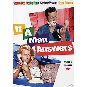 If a Man Answers [DVD] USA import