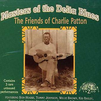 Masters of the Delta Blues- - Masters of the Delta Blues-Fri [CD] USA import