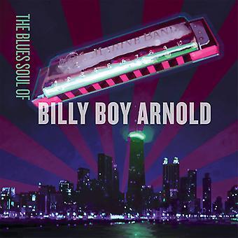 Billy Boy Arnold - Blues sjæl af Billy Boy Arnold [CD] USA importerer