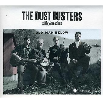 Dust Busters (with John Cohen) - Old Man Below [CD] USA import