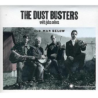 Busters de polvo (con John Cohen) - viejo hombre abajo [CD] USA importar