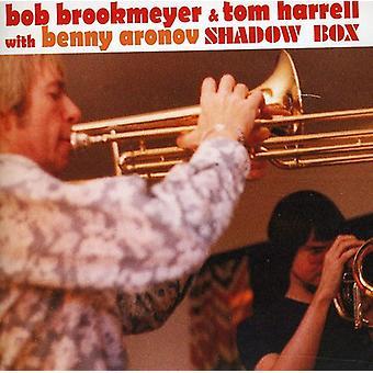 Bob Brookmeyer & Tom Harrell med Benny Aranov - Shadow Box [CD] USA import