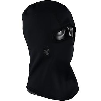 Spyder lifestyle Shield fleece men's ski BALACLAVA black