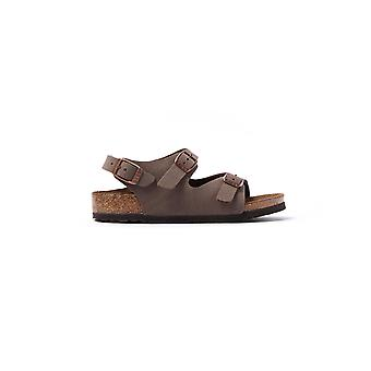 Brown Birkenstock 233073 Roma Infant