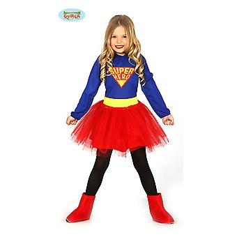 Superhero girl children