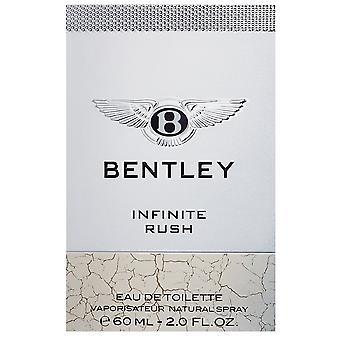 Bentley Bentley uendelig Rush Eau De Toilette Spray