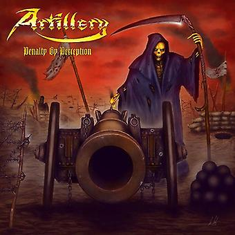 Artillery - Penality by Perception [CD] USA import