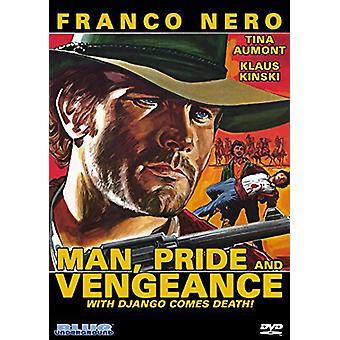 Mand stolthed & hævn [DVD] USA importerer