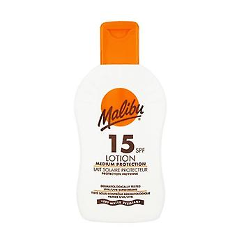 Malibu Medium Protection Lotion SPF15. 200ml