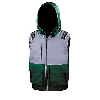 Result Work-Guard Mens X-Over Sleeveless Gilet
