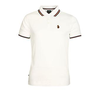 LUKE SPORT Minter Fine Cotton Polo Shirt