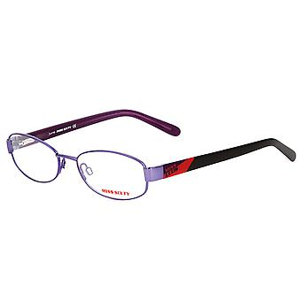MISS SIXTY ladies glasses eyeglass frame oval multicolor