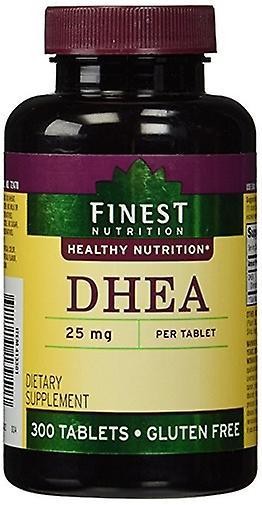 أروع التغذية DHEA 25 ملغ 300 زجاجة أقراص