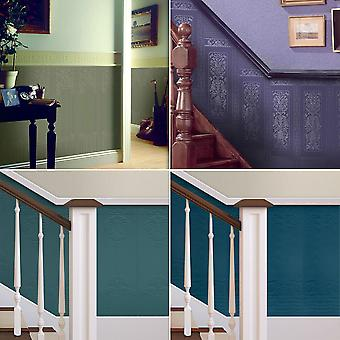 Paintable Wallpaper Paste The Wall Luxury Vinyl 10 Panels Per Roll Anaglypta