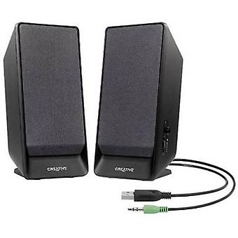 2.0 PC speaker Corded Creative A50 1.6 W