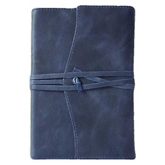 Coles Pen Company Amalfi Medium Refillable Diaries - Navy