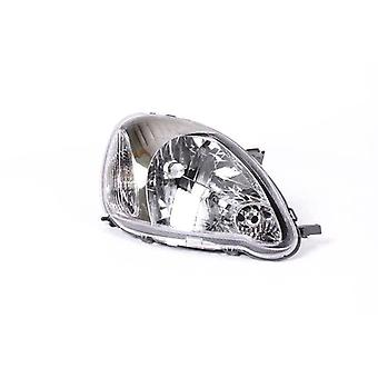 Right Headlamp (Electric no Motor Hatchback Models) For Toyota YARIS 2003-2006