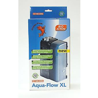 Superfish Aqua Flow Fish Aquarium XL Filter 500 L/H