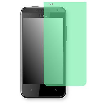 HTC desire 300 screen protector - Golebo view protective film protective film