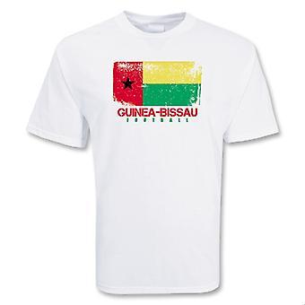 Gwinea Bissau piłki nożnej T-shirt