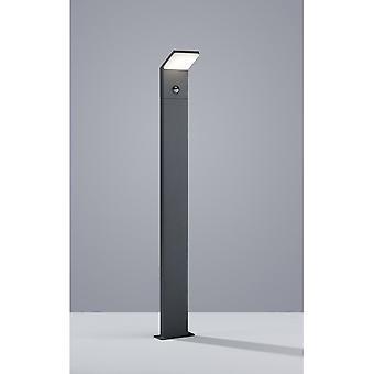Trio Beleuchtung Perle moderner anthrazit Aluminium Druckguss Pole