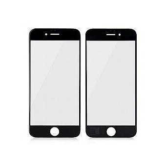 For iPhone 6 - LCD glas - sort