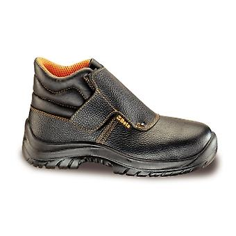 Beta 072450237 7245B 37 Size 4.5/37 Lace-up Full-grain Leather Ankle Shoe Waterproof