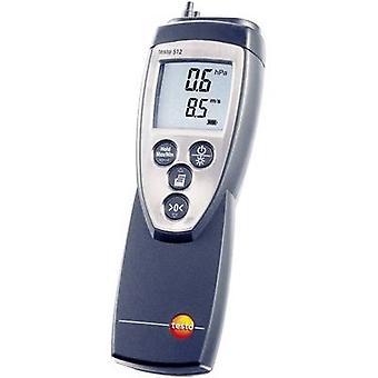 testo 512 (0...200hPa) Digital Pressure Meter (0 - 200hPa)