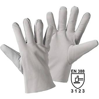 L+D worky Nappa 1700 Nappa Protective glove Size (gloves): 9, L EN 388 CAT II 1 pair