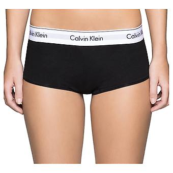 Calvin Klein Modern Cotton Boyshort - Black