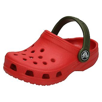 Boys Crocs Slip On Clogs Cayman