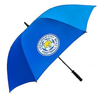 Leicester City Golf Regenschirm Single Canopy