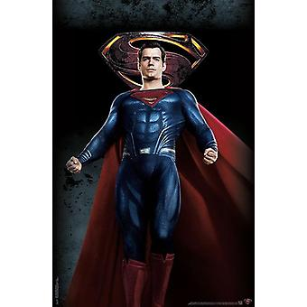 Justice League posters Superman