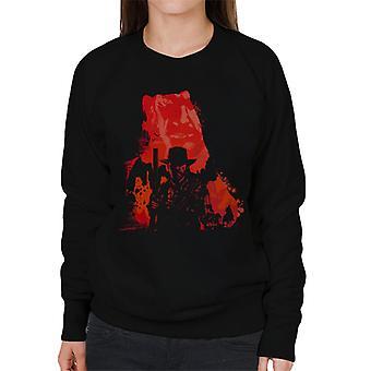 Fredløs For livet Red Dead Redemption II kvinners Sweatshirt