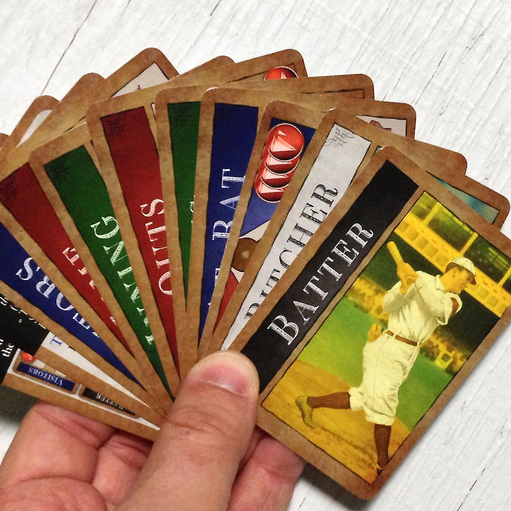 Baseball Card Game - Famous Fastballs