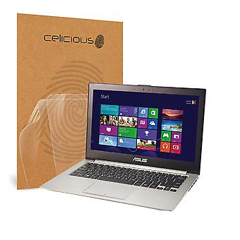 Celicious Vivid Invisible Glossy HD Screen Protector Film Compatible with ASUS ZenBook UX32LN [Pack of 2]