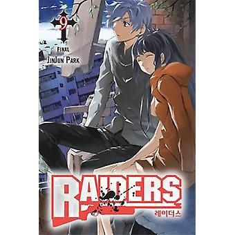 Raiders - v. 9 by JinJun Park - 9780316220002 Book
