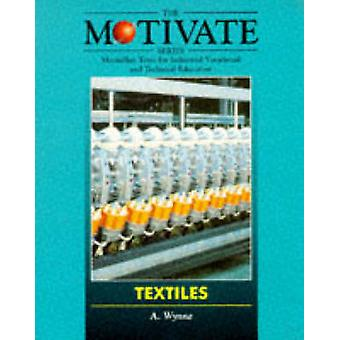 Textiles by Andrea Wynne - 9780333616581 Book