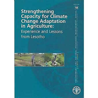 Strengthening Capacity for Climate Change Adaptation in Agriculture -