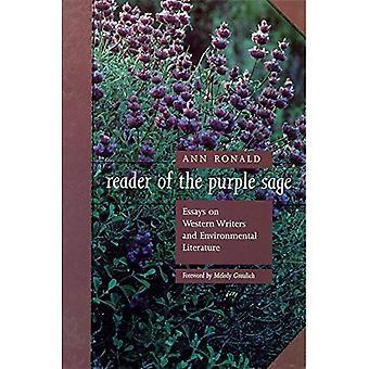 Reader of the Purple Sage: Essays on Western Literature and Environmental Literature