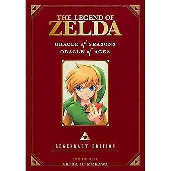 The Legend of Zelda: Legendary Edition, Vol. 2: Oracle von Jahreszeiten und Oracle of Ages