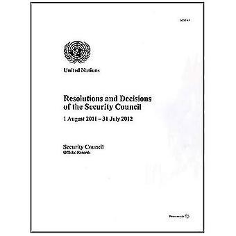 Resolutioner och beslut av säkerhetsrådet: sextio-sjunde året (offentlighetsprincipen)