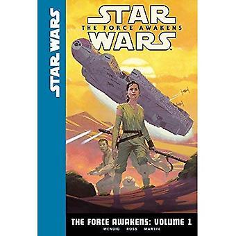 The Force Awakens: Volume 1 (Star Wars: The Force Awakens)