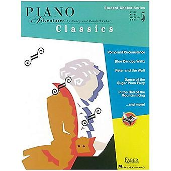 Faber Piano Adventures - Student Choice Series: Studio Collection Level 5