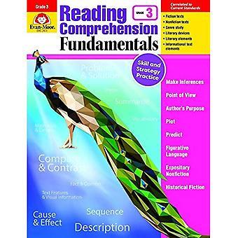 Reading Comprehension Fundamentals, Grade 3 (Reading Comprehension Fundamentals)