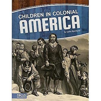 Barn i kolonial Amerika