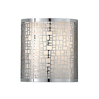 Joplin un mur lumineux lumière - éclairage Elstead